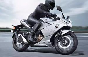 约1.68万,铃木正式发布250cc小跑车极客飒250,期待未来国产!