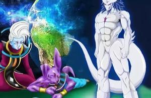 龙珠超:实力未知的四个宇宙,不用参加大赛,因为悟空不是对手