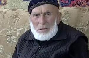 俄罗斯最年长男子去世享年123岁,称长寿全靠每晚睡11个小时