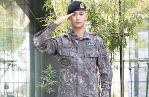 金秀贤将于7月1日退伍,期待更好的作品