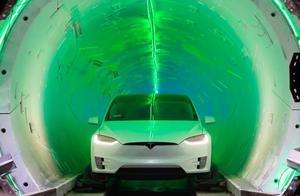 马斯克的Boring公司又有新动作,这次是测试特斯拉的隧道行驶速度