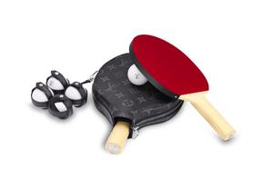 LV 又出天价乒乓球套装,让运动变成一种奢侈享受!