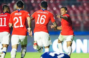 美洲杯日本惨败卫冕冠军 智利大胜不宜热捧 日本虽败赢得未来
