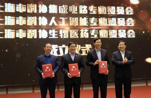 复旦大学校长许宁生受聘担任上海市科协集成电路专业委员会主任