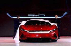 比亚迪高端新能源车比亚迪汉要来了,能否帮助比亚迪向上突破?