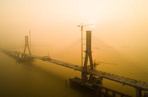 """通车时间一变再变,这座""""网红""""大桥让人着急"""