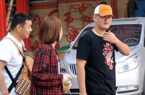 赵本山22岁儿子瘦下来后与张翰长得太像了