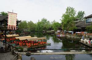 1700余年历史的成都后花园,黄龙溪古镇原始的没有太多旅游味