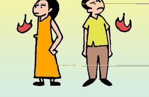 羽毛球场的家庭纠纷之:夫妻本是同林鸟,大难临头各自飞!