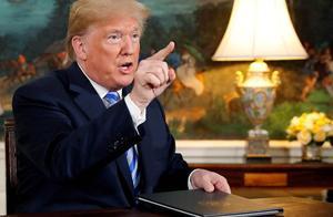 特朗普称不希望与伊朗开战