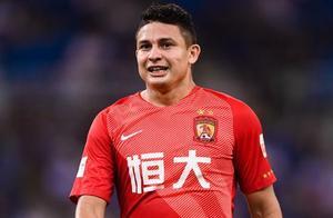 埃神重返恒大上演进球好戏,小熊回应归化:我想为中国队争取荣誉