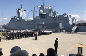 德国最新战舰质量差:风平浪静还能右倾1.3度 被迫返厂修了两年