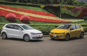 大众新老两代Polo对比,仅仅是加了个Plus那么简单?