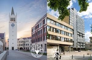 浙江大学爱丁堡大学联合学院520甜蜜官宣,这次是跨越大洲的!