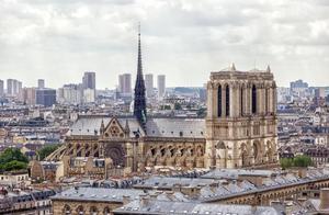 为什么巴黎圣母院这么有名?又是谁建造了它?