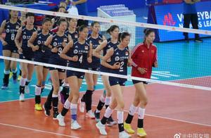 中美大战中国女排0-3告负,遗憾无缘10连胜
