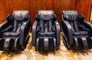 骗子创意无限 按摩椅竟然做道具,还有3000人上当
