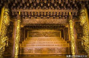 中国最神秘的宫殿,斥资二十亿打造的佛教建筑,建造者至今是谜
