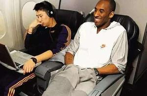 揭NBA球员的飞机生活:乔丹瘾最大,孙悦坐科比旁只敢看比赛战术