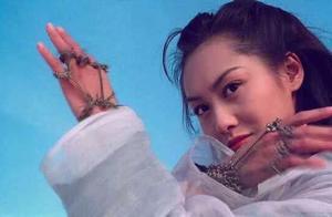 80年代香港4位最美女明星,张敏仅排第三,看到第一后无人反对