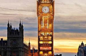 剖开伦敦地标建筑,探寻不为人知的秘密