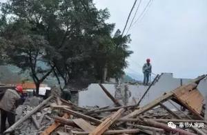 奉节城区一违法养殖场被拆除