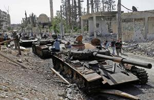 叙利亚装甲师进攻受挫!北约特种兵首次参战,大批俄战机赶来空袭