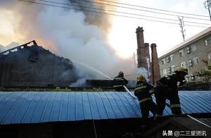 最新|西安建国门外一库房起火:明火已扑灭 无人员伤亡