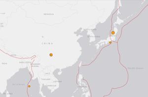 地球活跃?日本发生强震,或是6月第1个有海啸的地震,等级6.8级