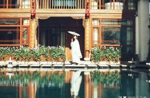 丽江这座最大的庭院,美到了极致,还未开业已成网红打卡点