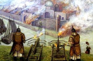 摧毁阿姆河大坝导致咸海枯竭:蒙古西征时对当地环境的破坏