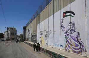 以色列建隔离墙,巴勒斯坦成世界最大监狱