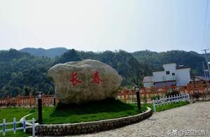魅力大别山:绝美瀑布深藏山中