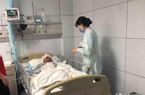 博士秦岭被熊咬伤后续:听说200多人都在救我,我特别感动