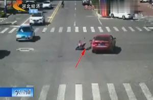 6月13日河北真实交通事故现场