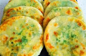 韭菜盒子最简单的做法,学会这个秘诀,不露馅不破皮,比饺子好吃