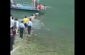 贵州黔西南一农户自用船发生侧翻,已致10人遇难,涉事船主被控制