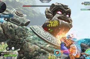逆战单人用新神器纪元之光觉醒版光影世纪灭僵尸猎场BOSS!