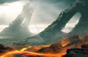 地球内部出现2个异物,面积是大陆的总和,疑似梦幻的地底世界