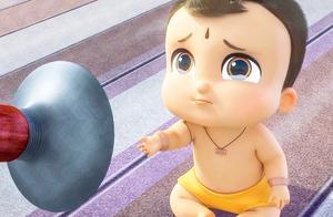 调皮小宝贝太淘气 唱歌 跳舞 玩彩色球 亲子益智动画 亲子搞笑