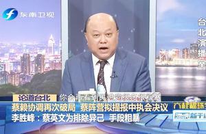 深度:蔡赖协调再次破局,赖清德否认曾当面允诺蔡英文不选