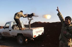 叙利亚战火重燃,美国不顾青红皂白发出警告,目标直指三国