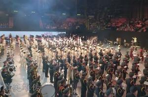 中国军乐团香港牛逼演奏《射雕英雄传》主题曲,观众太好了