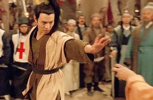 倚天屠龙记:无忌单挑少林高僧,我战斗力只六千,他起码一万以上