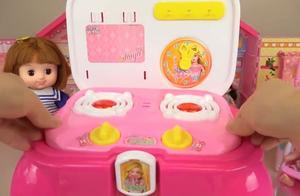儿童厨房玩具 奇趣蛋玩具
