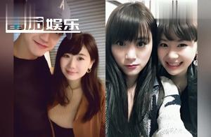 福原爱同框江宏杰姐姐为其庆生 颜值超高引网友称赞