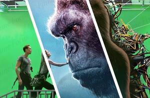 洛基主演的《金刚:骷髅岛》,大猩猩特效是怎么做的?