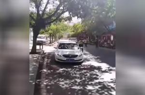 严惩!黑车暴力抗法,竟然拖行执法人员50米,视频拍下抗法画面!