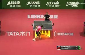 快!狠!变!看刘诗雯布达佩斯世乒赛如何玩转大球夺冠!