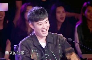 笑傲江湖:小伙表演猫咪被摸屁屁反应,逗的陈赫大笑拍桌!太逗了